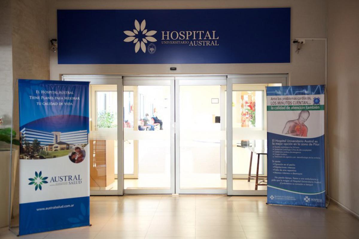imagen nuevos consultorios hospital austral