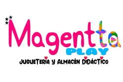 MAGENTTA PLAY LOGO